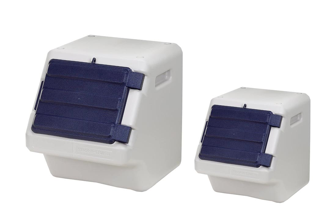 Bergan Stak-N-Stor Stackable Storage