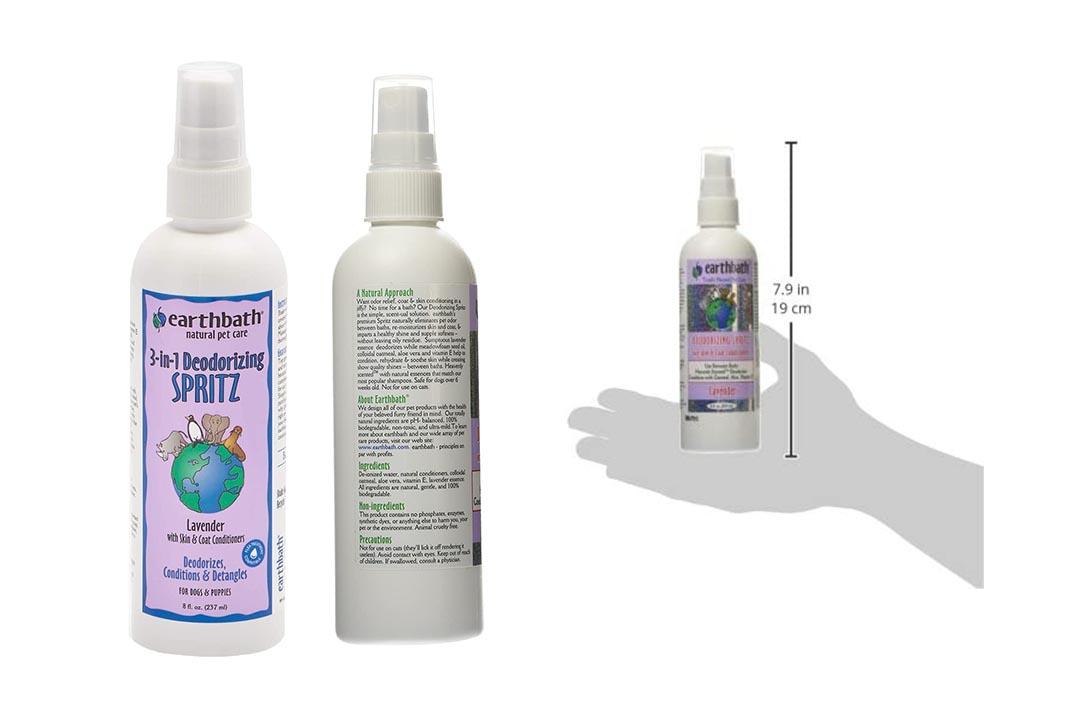 Earthbath All Natural Deodorizing Spritz