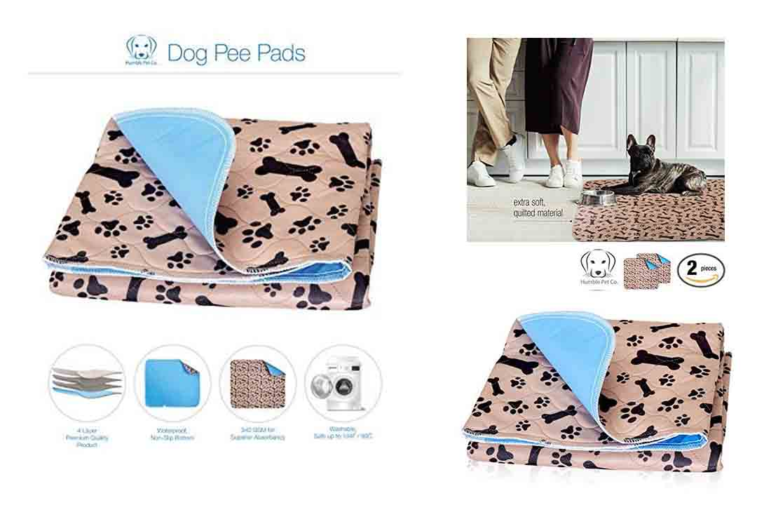 Humble Pet Co. Washable Pee Pads for Dogs
