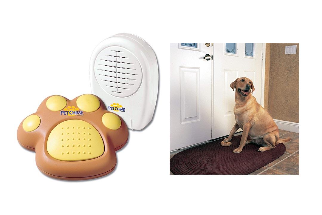 Pet Doorbell Complete Set