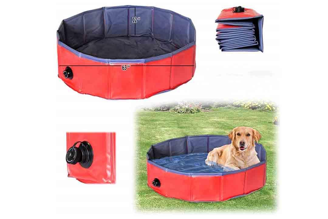 Dog Bath Tub, Splash Swim Pool