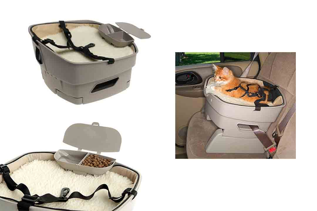 Good Pet Stuff Aquiline Travelin' Dog Car Seat