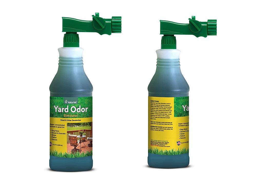 NaturVet Yard Odor Eliminator Stool & Urine Deodorizer