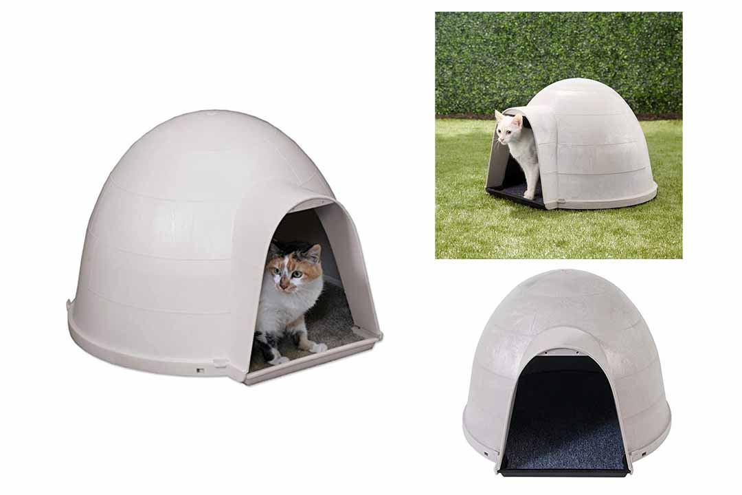 Petmate Kitty Kat Condo Igloo