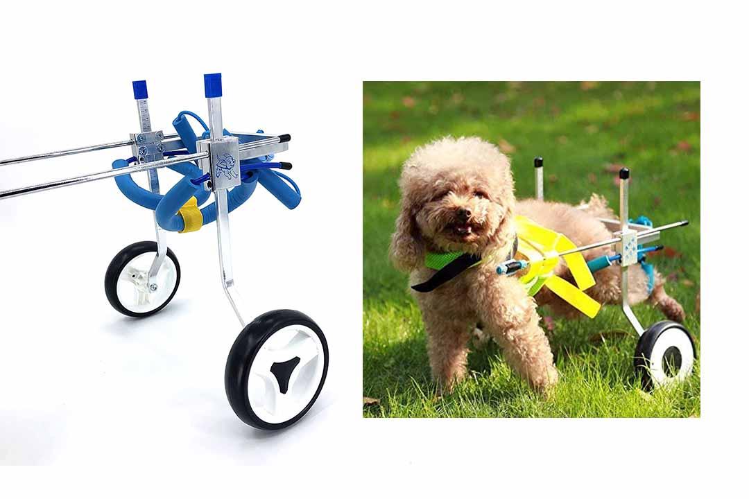 SYLPHID Adjustable Dog Wheelchair