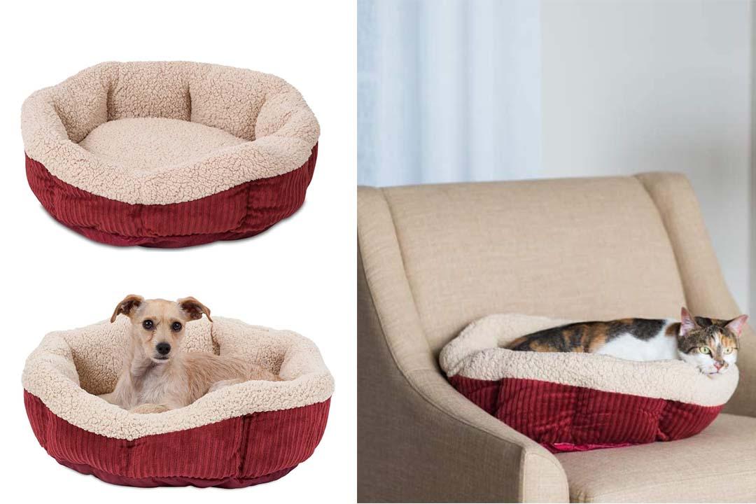 Aspen Pet Self-Warming Beds