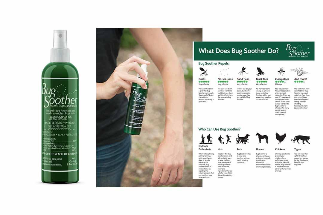 Bug Soother Spray 8 oz.