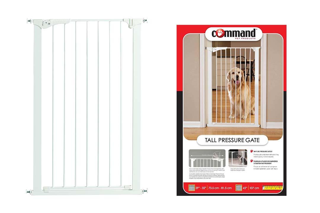 Command Pet Tall Pressure Gate