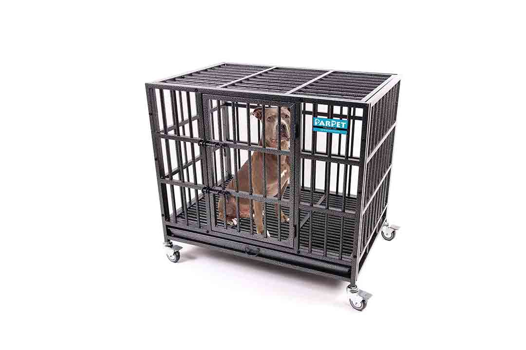 PARPET Empire Heavy Duty Pet Dog Crate