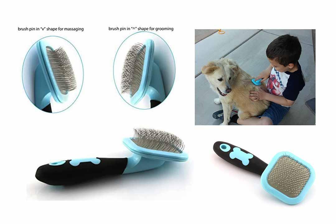 PETPAWJOY Slicker Brush