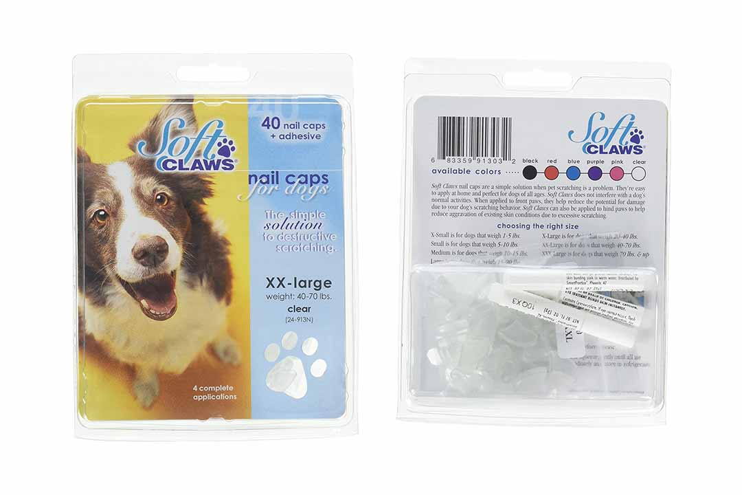 Soft Claws Canine Nail Caps