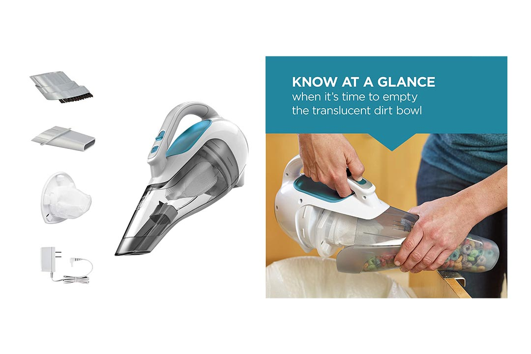 Dustbuster Hand Vacuum