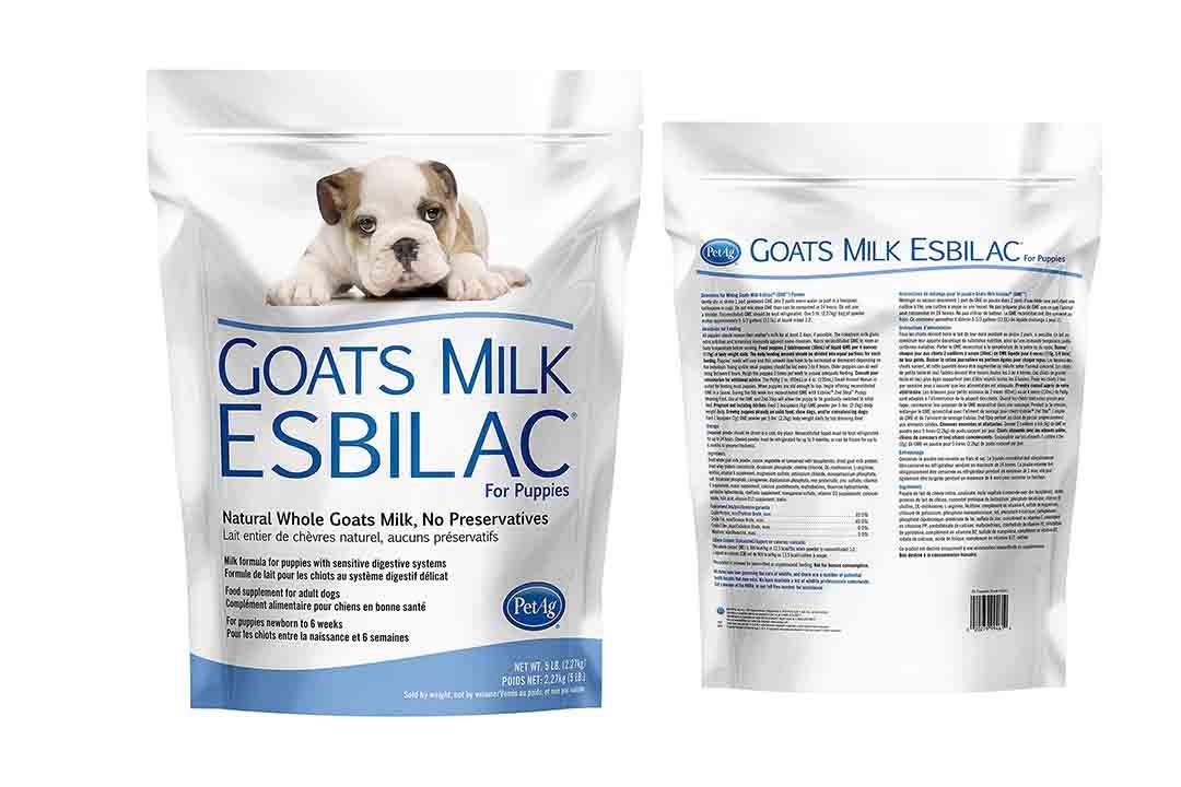 Goat's Milk Esbilac