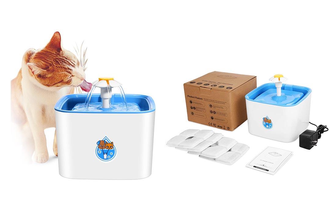 HOSPORT Cat Water Fountain