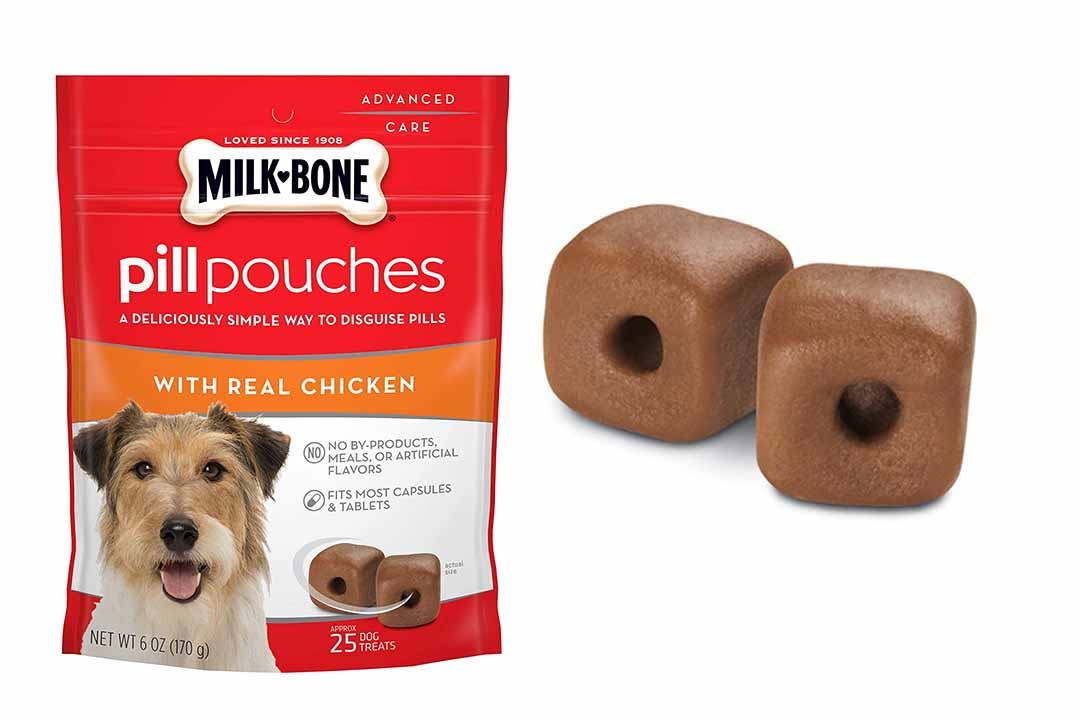 Milk-Bone Pill Pouches