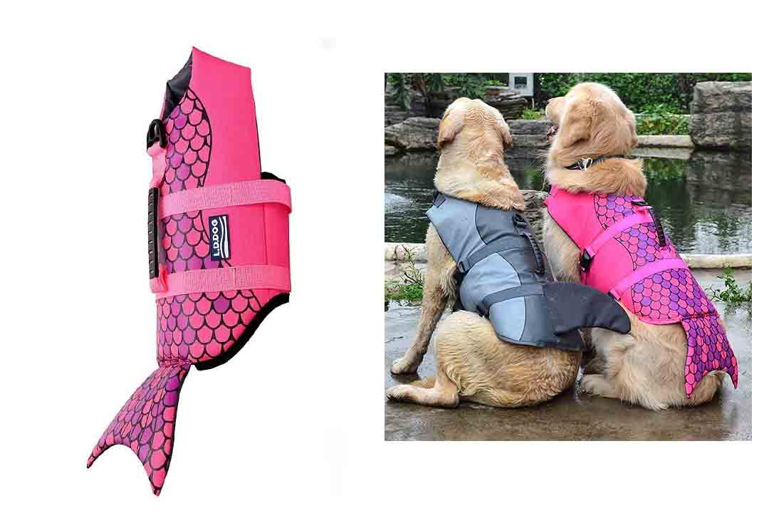 WOpet Dog Life Jacket