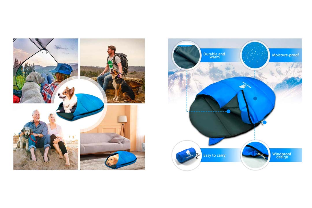 GEERTOP Dog Sleeping Bag