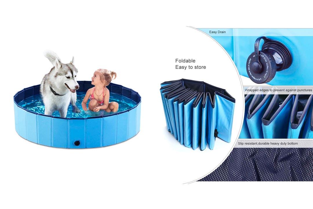 Jasonwell Foldable Dog