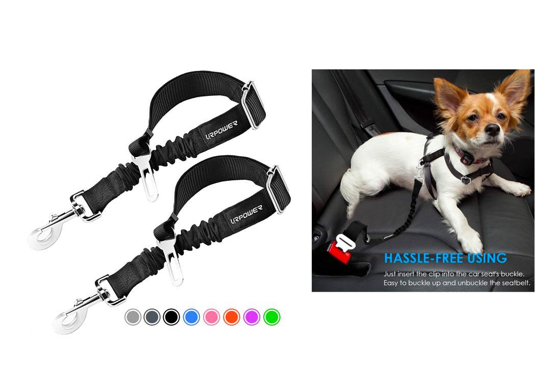 URPOWER Upgraded Dog Seat Belt