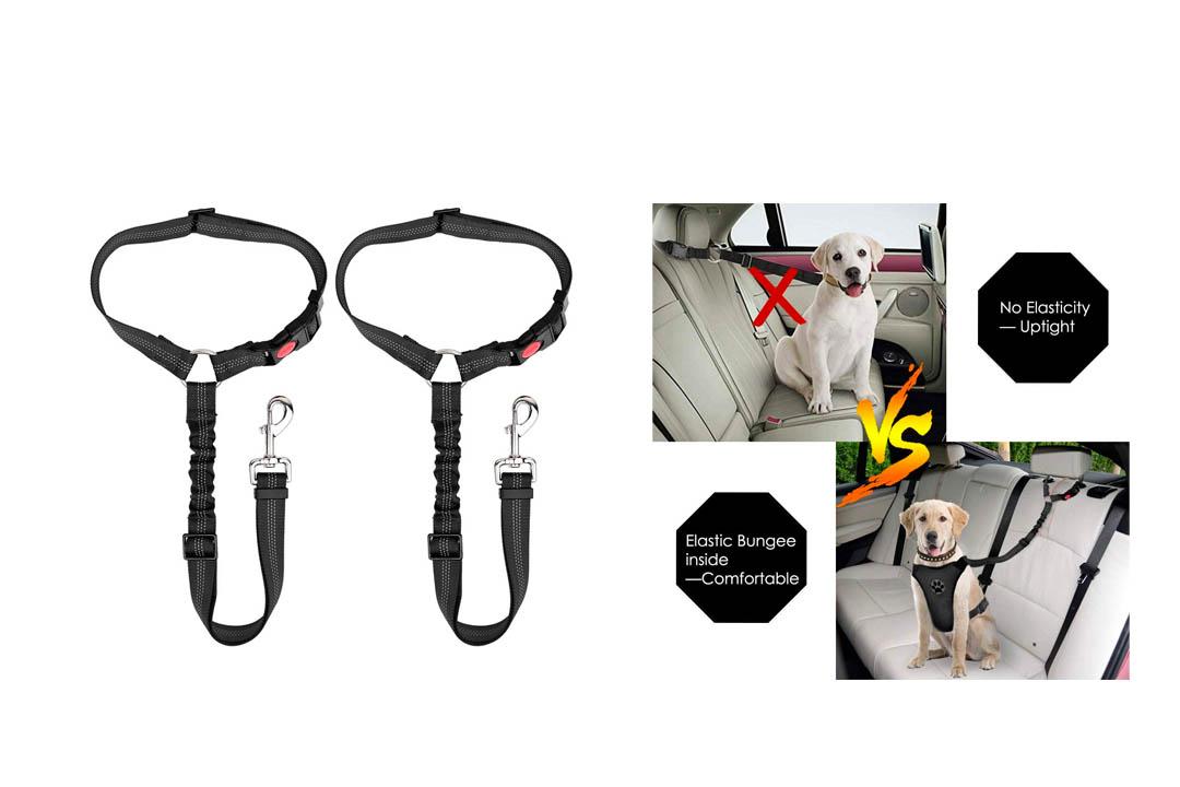 SlowTon Dog Seat Belt