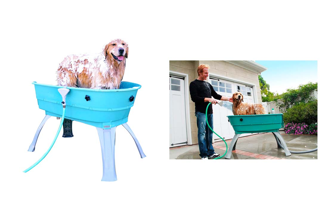 Booster Bath Elevated Pet