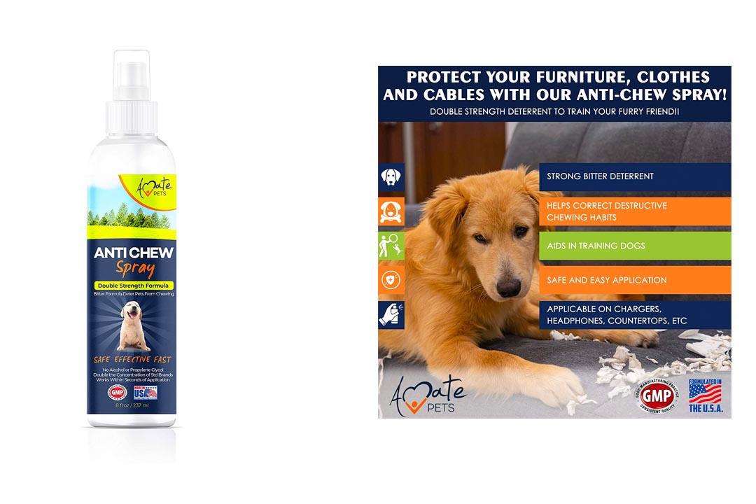 Anti Chew Spray for Dogs