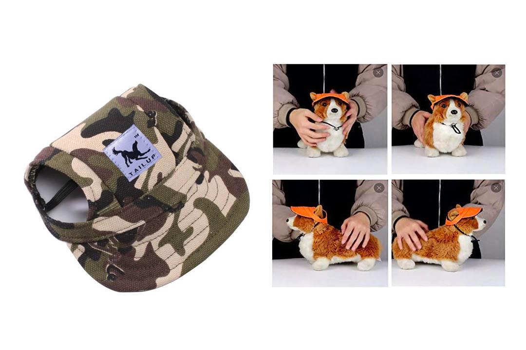 BBEART Dog Hat, Dog Sunscreen Hat