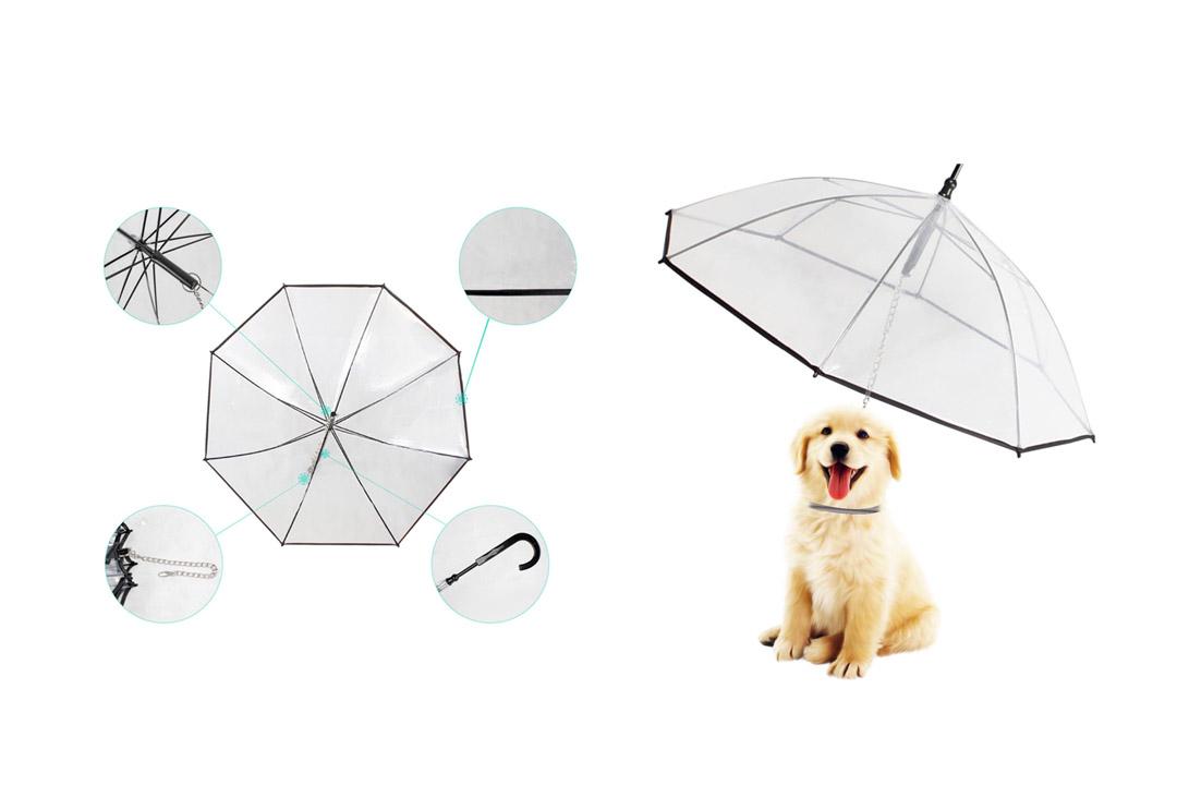 Morjava W555 Pet Dog Umbrella