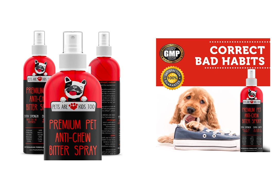 Anti Chew Dog Training Spray