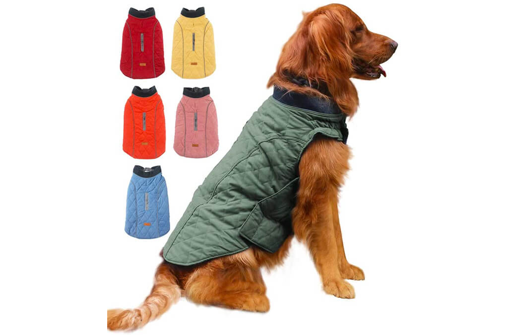 1. EMUST Winter Dog Coats