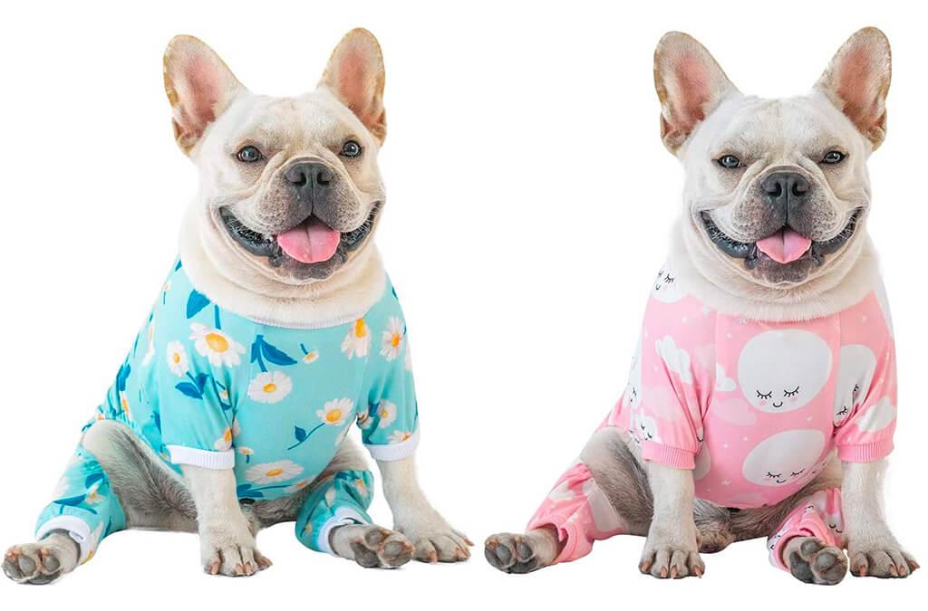 10. CuteBone Small Dog Pajamas