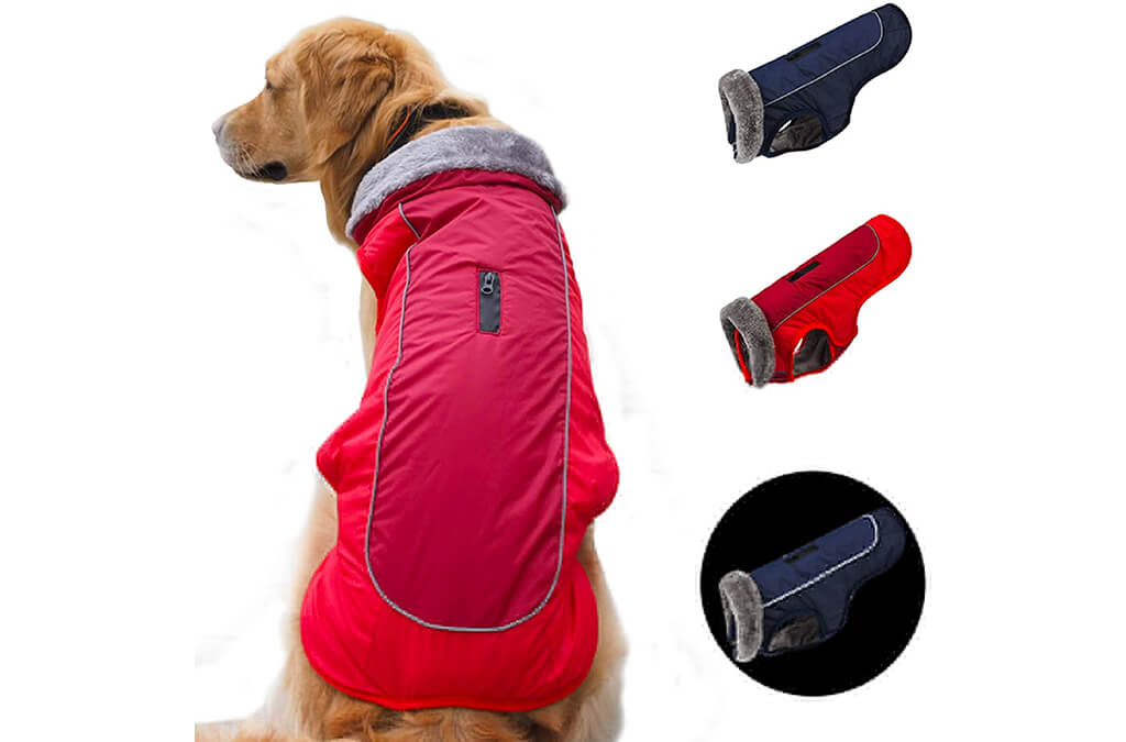 10. SCPET Dog Winter Coat