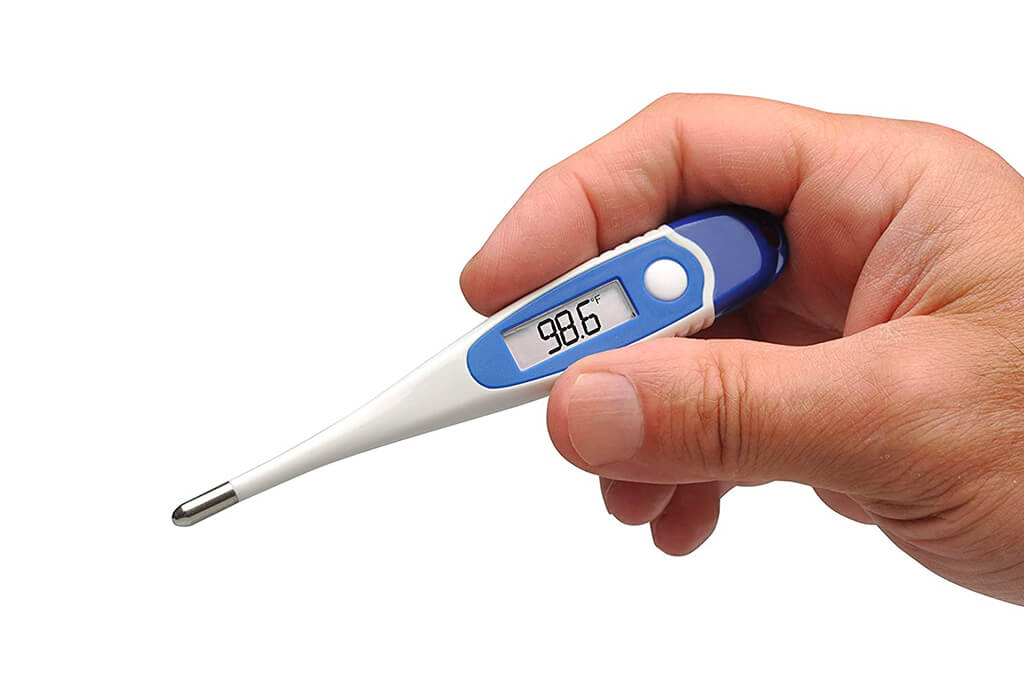 9. ADC Veterinary Thermometer
